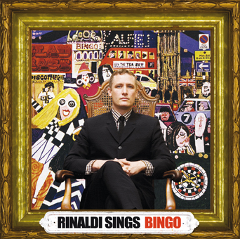 RINALDI SINGS - you take me there