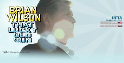 "BRIAN WILSON - ""good kind of love"""