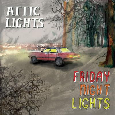 ATTIC LIGHTS - the dirty thirst