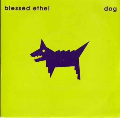BLESSED ETHEL - dog
