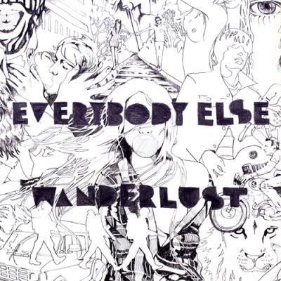 DISCOS 2011 - 15º EVERYBODY ELSE - wanderlust
