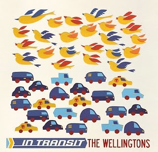 DISCOS 2011 - 10º THE WELLINGTONS - in transit