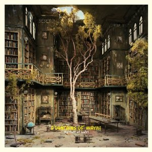 DISCOS 2011 - 3º - FOUNTAINS OF WAYNE - sky full of holes