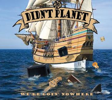 DIDN´T PLANET - weightless